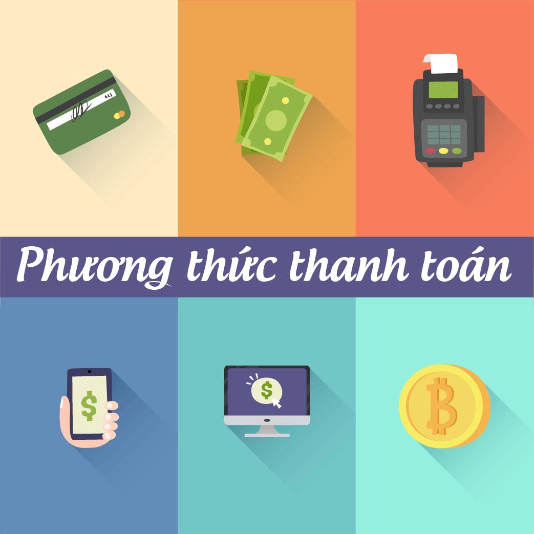 Phương thức thanh toán taoquangcao.com